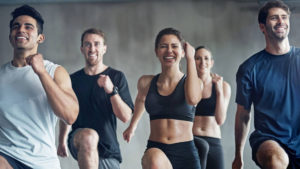 corsi fitness cambiago