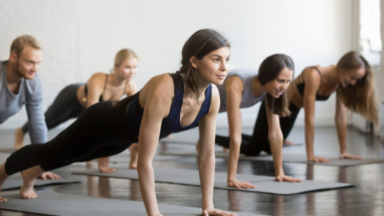 corsi fitness cambiago pilates